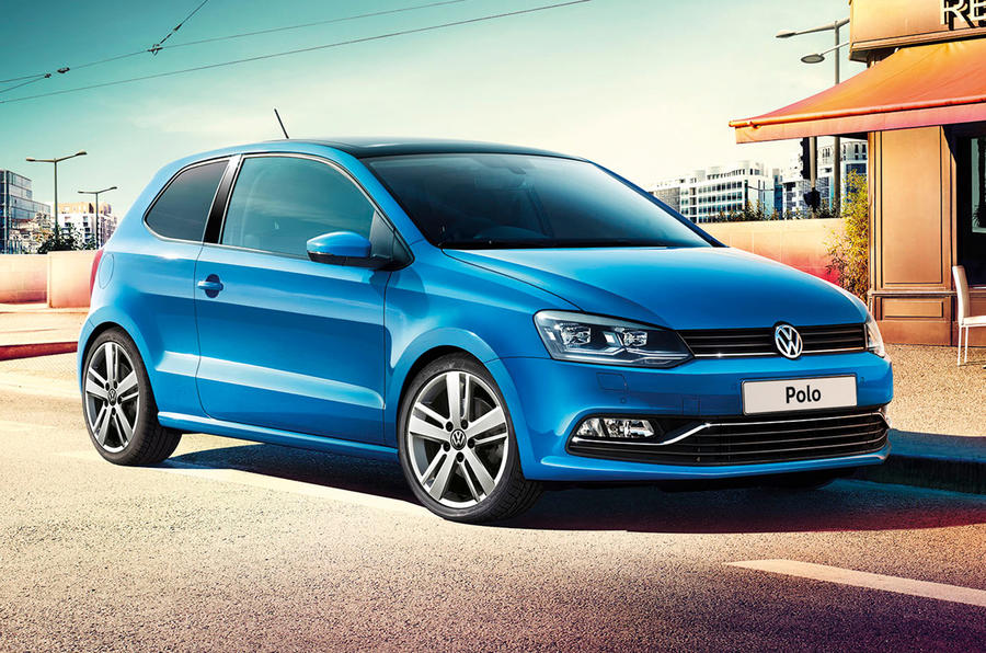 volkswagen polo match sends out sixth gen hatch carscoops. Black Bedroom Furniture Sets. Home Design Ideas