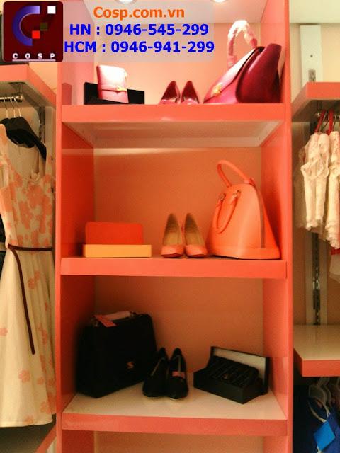 Thiết kế và thi công cửa hàng