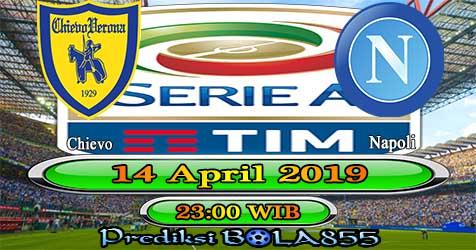 Prediksi Bola855 Chievo vs Napoli 14 April 2019