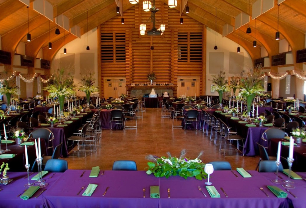 Camp Loughridge Wedding Venues