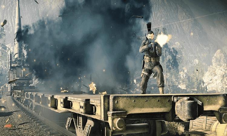 تحميل لعبة سنايبر sniper elite 4 مضغوطة