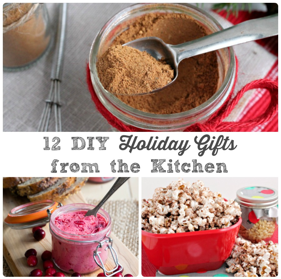 Gifts From The Kitchen Frugal Foodie Mama 12 Diy Holiday Gifts From The Kitchen