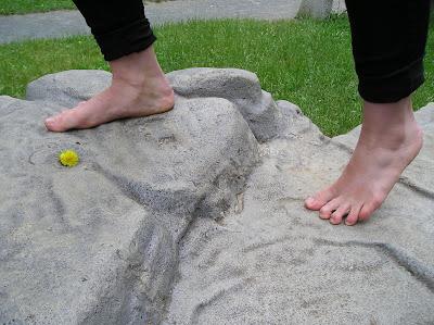 Bosá chůze a běh z pohledu fyzioterapeuta