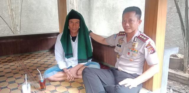Resmi, Polisi Tetapkan Uus Sukmana Pembawa Bendera HTI di Garut Jadi Tersangka