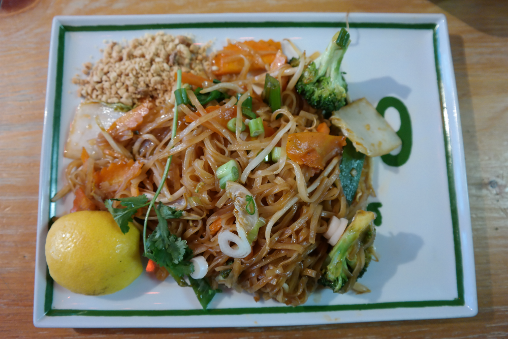Review: Thaikun Aberdeen. Pad Thai.