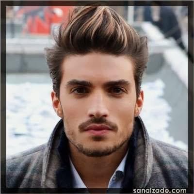 Saçını Boyayan Erkek Kizlarsoruyor
