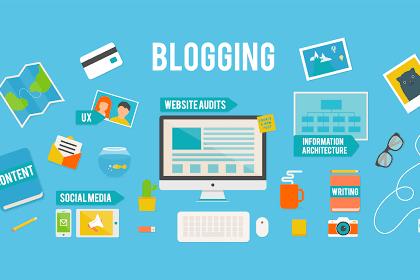 Dasar-Dasar Yang Harus Di Fahami Bagi Blogger Pemula