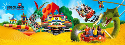 Tiket Murah Legoland