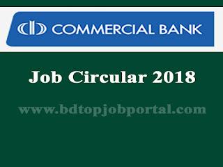 Commercial Bank of Ceylon PLC, Sri Lanka Job Circular 2018
