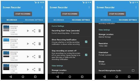 meilleurs-applications-enregistreurs-d-ecran-Android