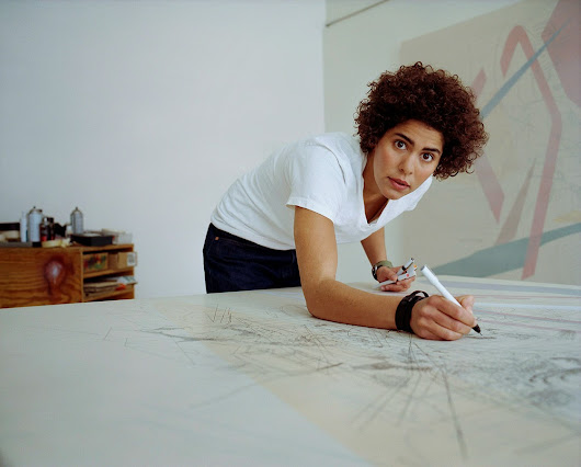 Must See: Unwrapping the Layers of Julie Mehretu- Abstraction I