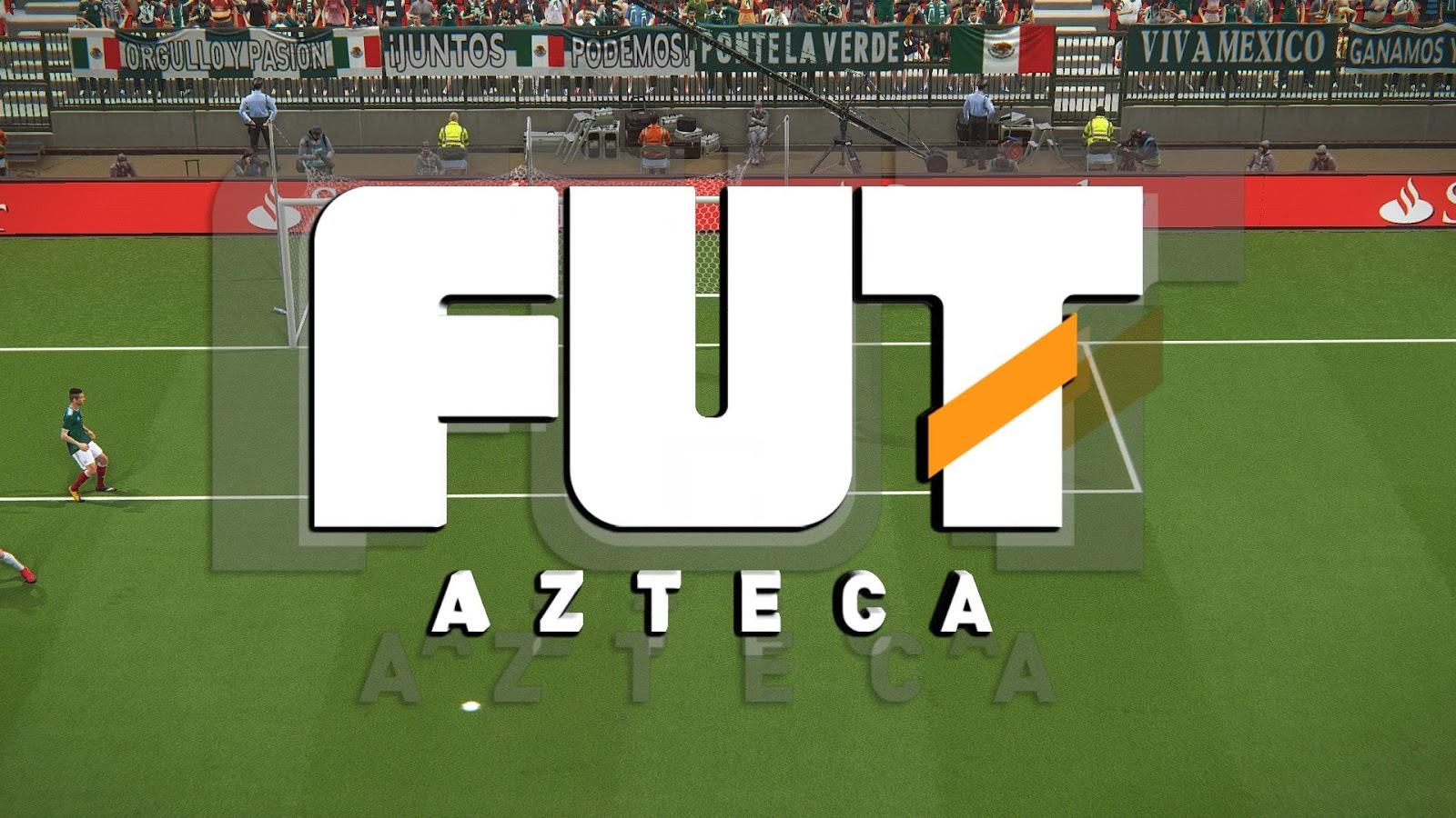 PES 2018 Tv Azteca Scoreboard Fantasy (Beta) by xDark Mauri15x
