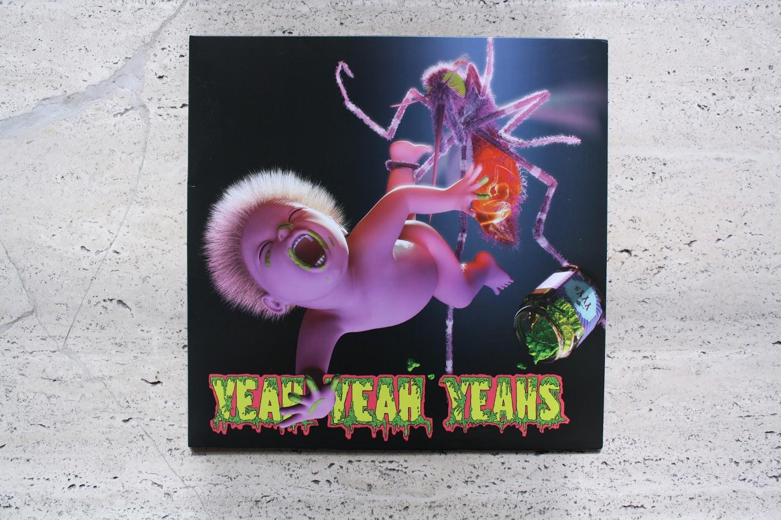 yeah yeah yeahs mosquito vinyl