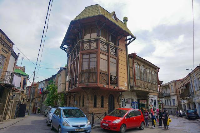 Wisata Kota Tua Tbilisi Georgia 4. (source: www.jurnaland.com)