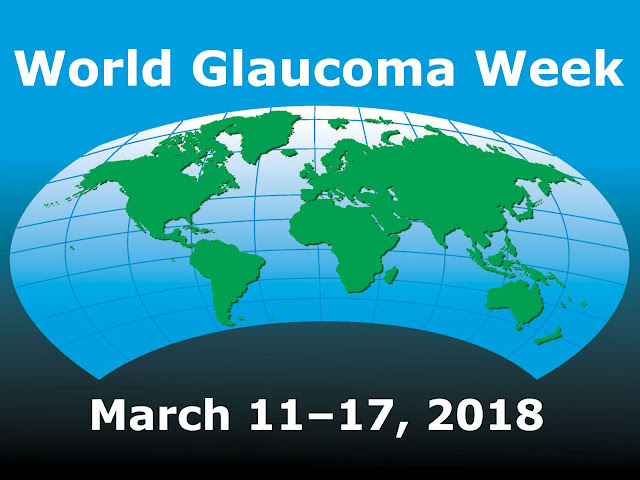 World Glaucoma Week 2018