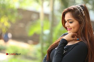 Actress Aswini Latest Stills in Black Denim Jeans  0220.JPG