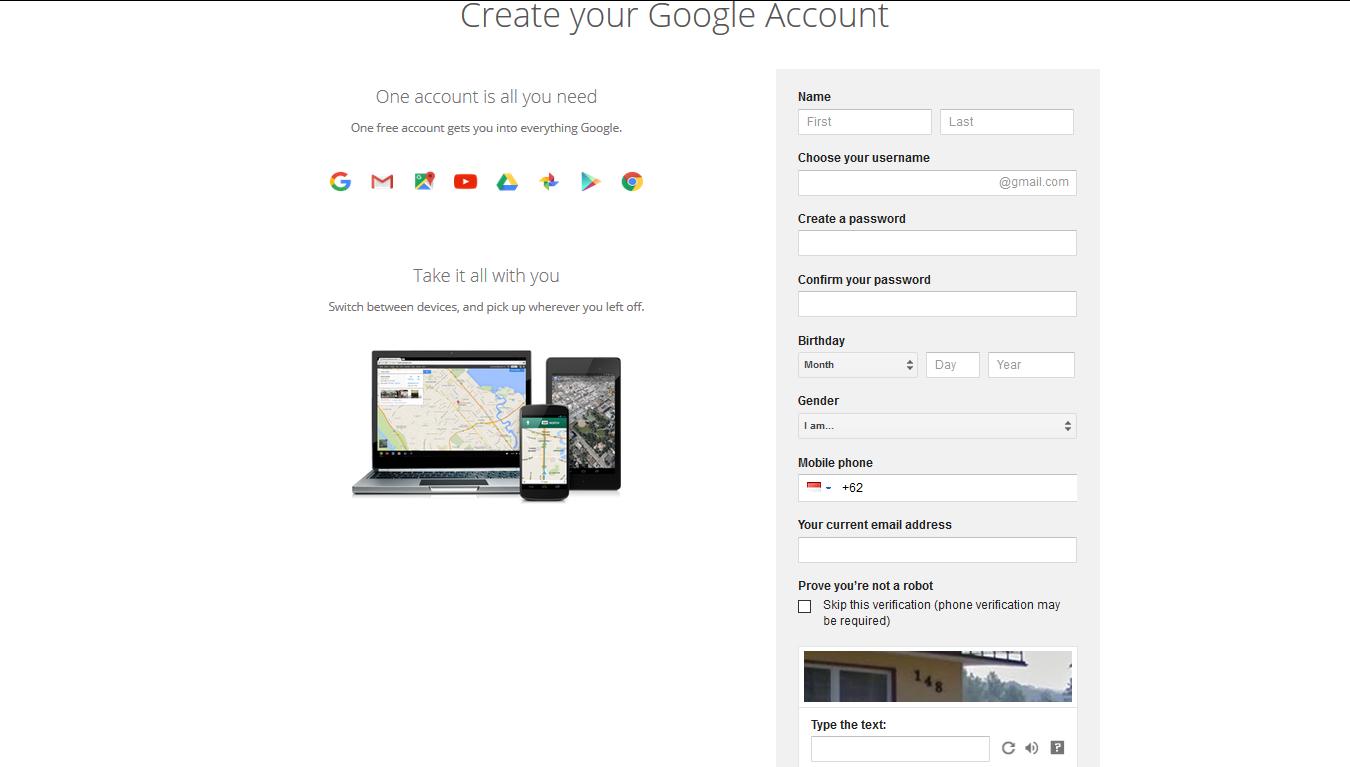 Cara Membuat Gmail Agar Aman dari Hacker