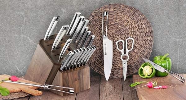 Merk pisau dapur yang terbaik  : Cangshan