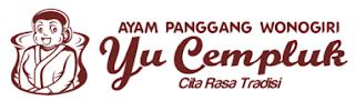 Lowongan Kerja di Ayam Panggang Wonogiri Yu Cempluk - Solo (Produksi/Kitchen, Waiters, Kasir)