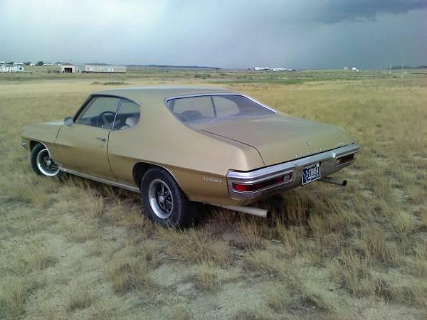1970 Pontiac Lemans Survivor