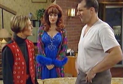 Al, Peggy Bundy und Marcy Darcy