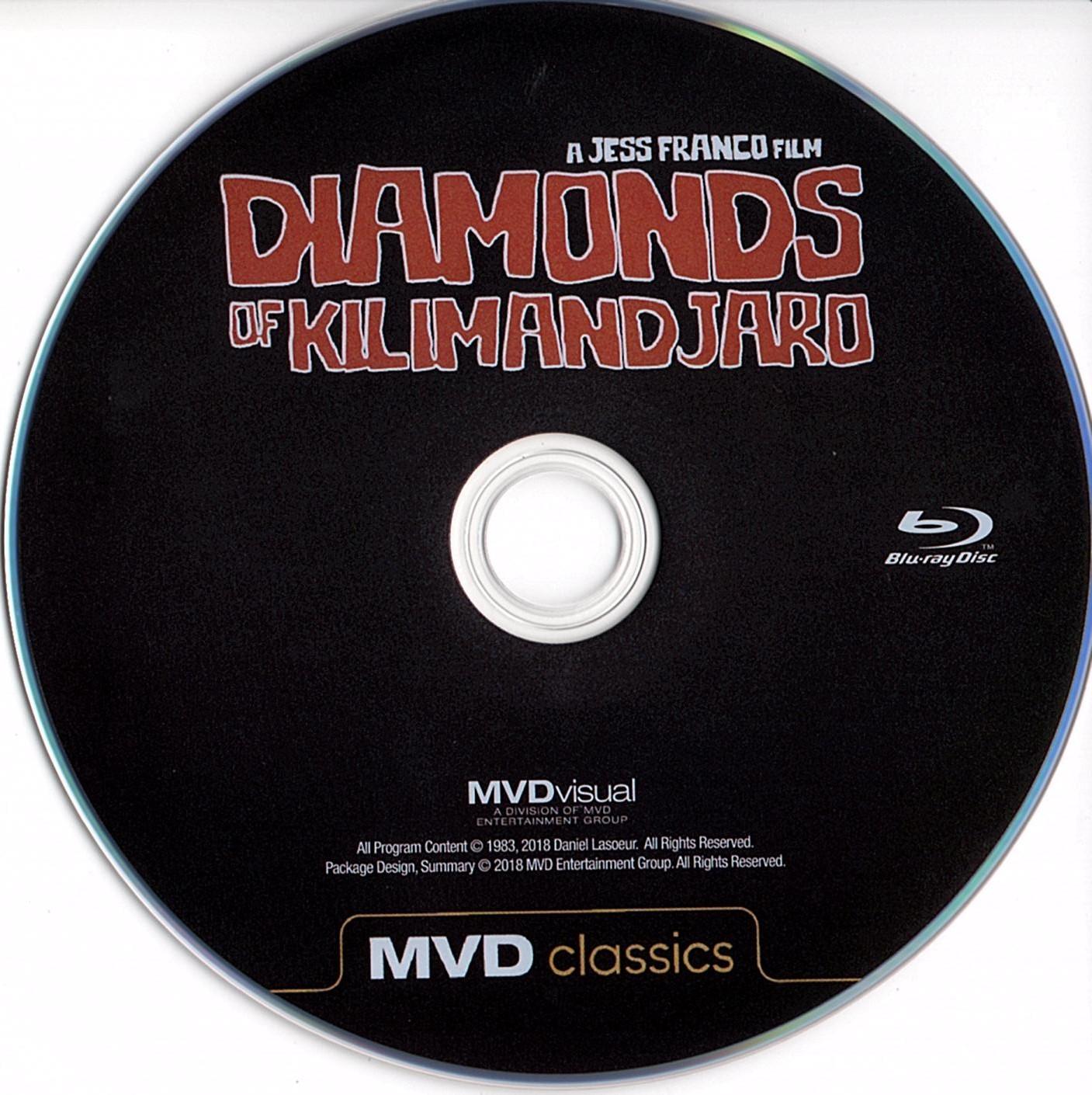 Diamonds of kilimanjaro 1983 online dating