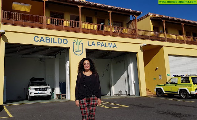 El Cabildo dotará al Cecopin de unas instalaciones modernas y adaptadas a las necesidades del servicio