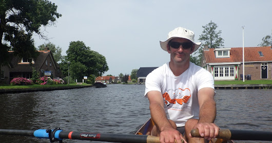 """Visitor rowing"" in the Netherlands and the romance of the coxed single"