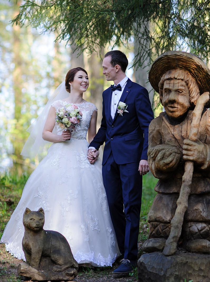 vestuvių fotosesija Panevėžio rajone