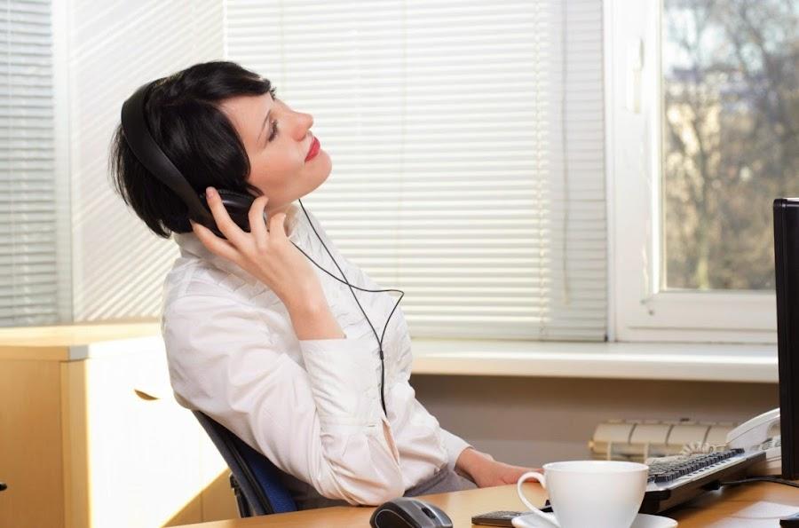 Musica en la oficina