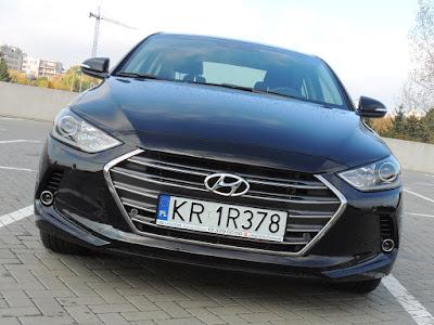 Hyundai Elantra 1.6 CRDi Style