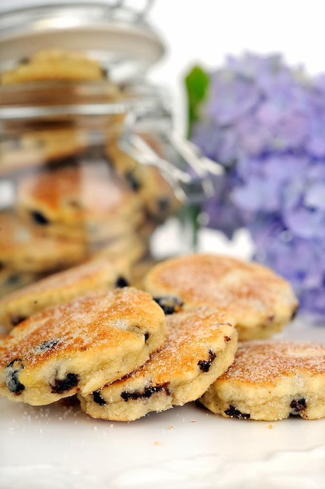 Welsh Cakes Without Fruit