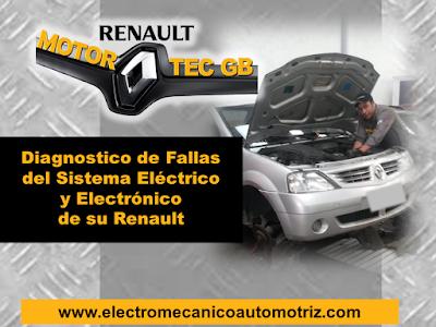 Electricidad y Electronica Renault