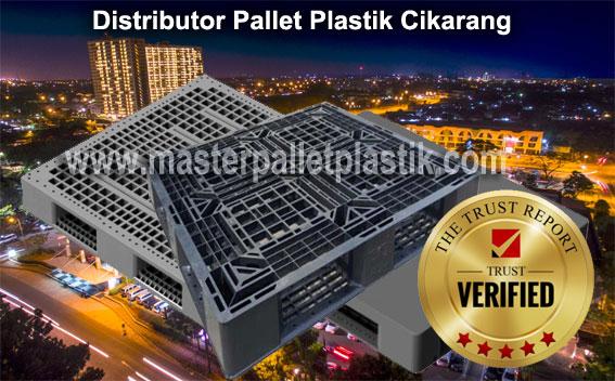 Distributor Pallet Plastik Terpercaya di Cikarang