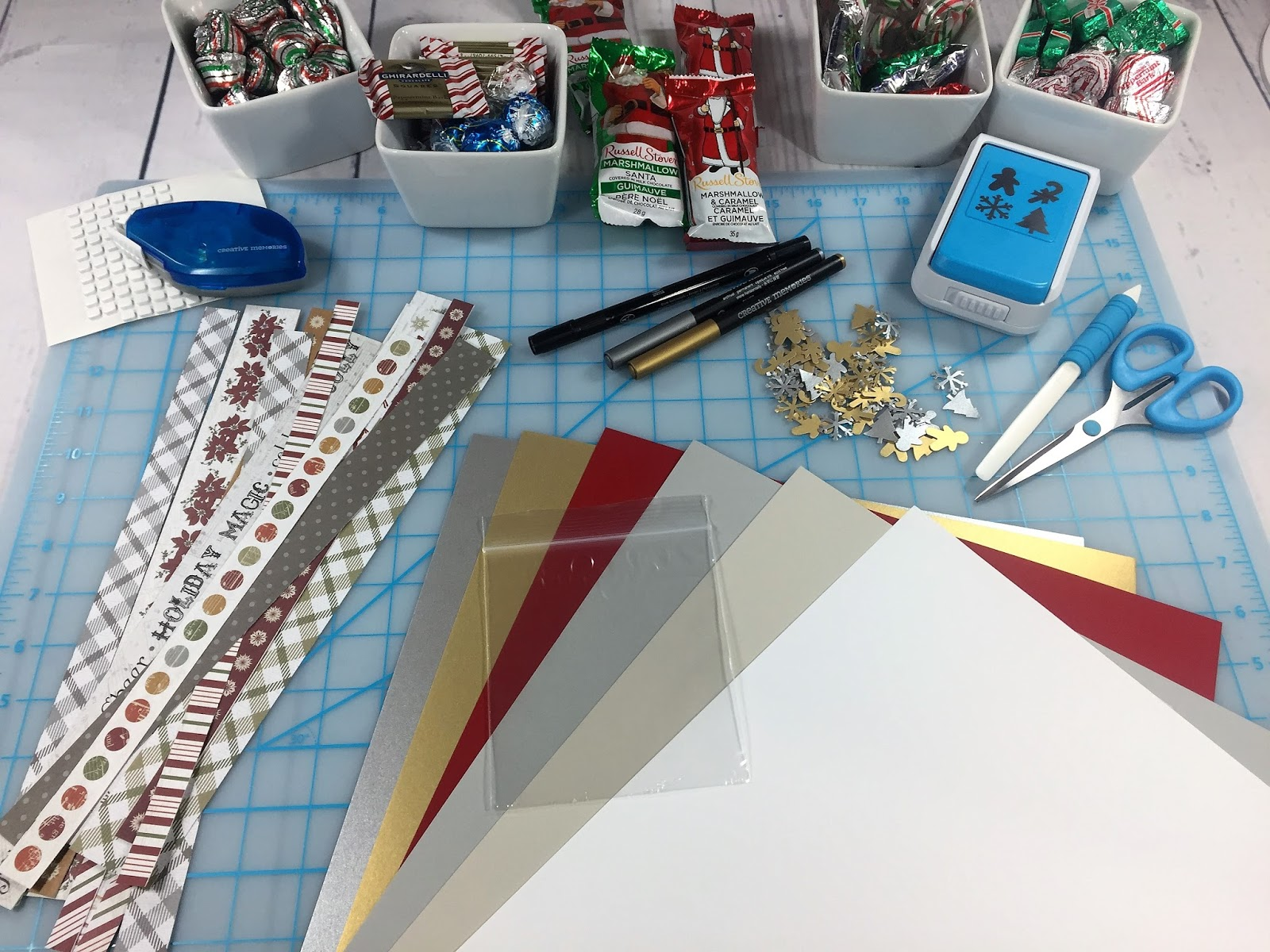 Elementary school scrapbook ideas - I Have Two Boys In Elementary School Who Both Still Enjoy Bringing Treats To Their Friends For Holidays And Special Occasions So I M Always Trying To Come