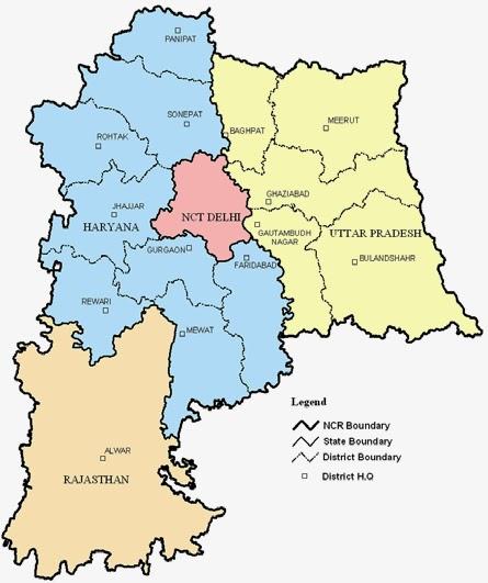 Build India: Suburbs Aid Delhi-NCR's Growth