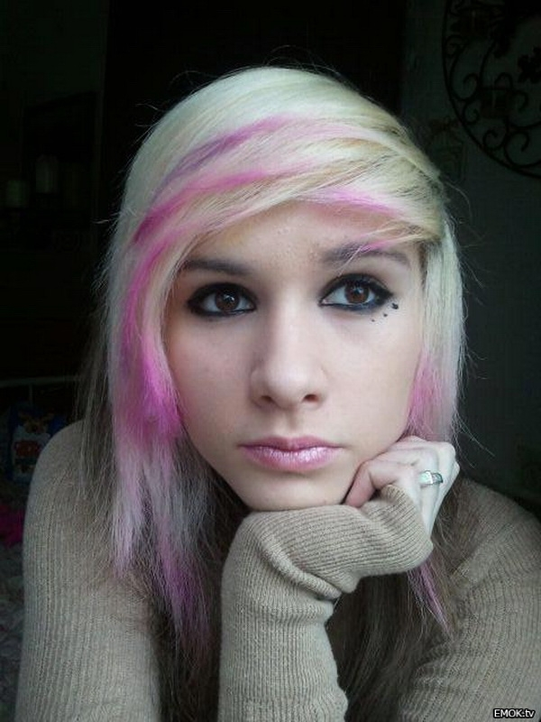 Emo Hair Color Ideas For Girls | Hair & Styles