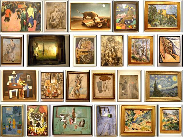 El MoMa es para muchos el mejor museo de arte moderno del mundo. Blog de Viajes Nueva York
