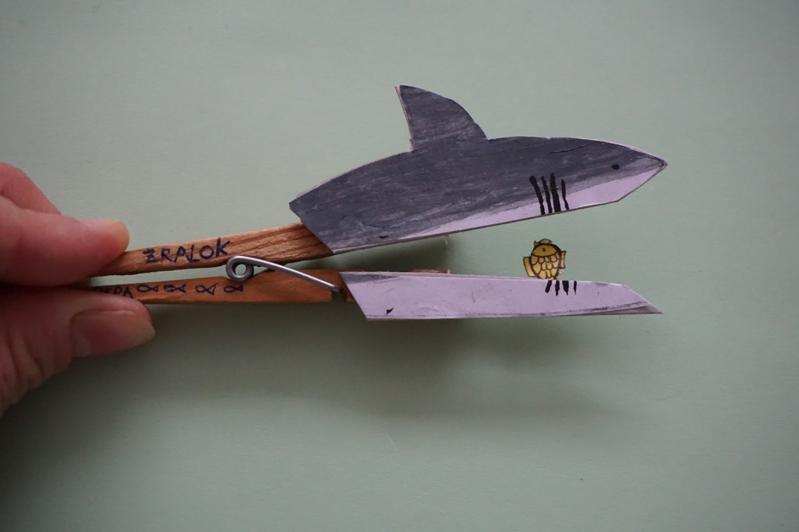 U Chameleona Matky na palubu!: DIY ...