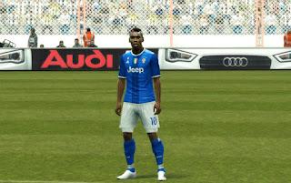 Juventus 2016-2017 Kits (Update) Pes 2013 By Strex-Kitmaker