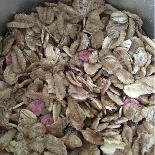 Sown and Grown Muesli - Mixed Berry and Nut