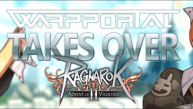 Ragnarok Online 2 warpportal
