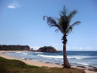 Pantai Klayar di Pacitan