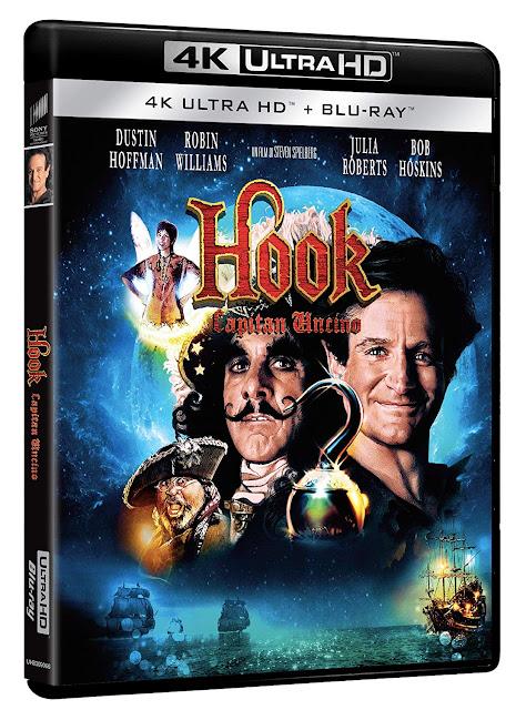 Hook: Capitan Uncino 4K