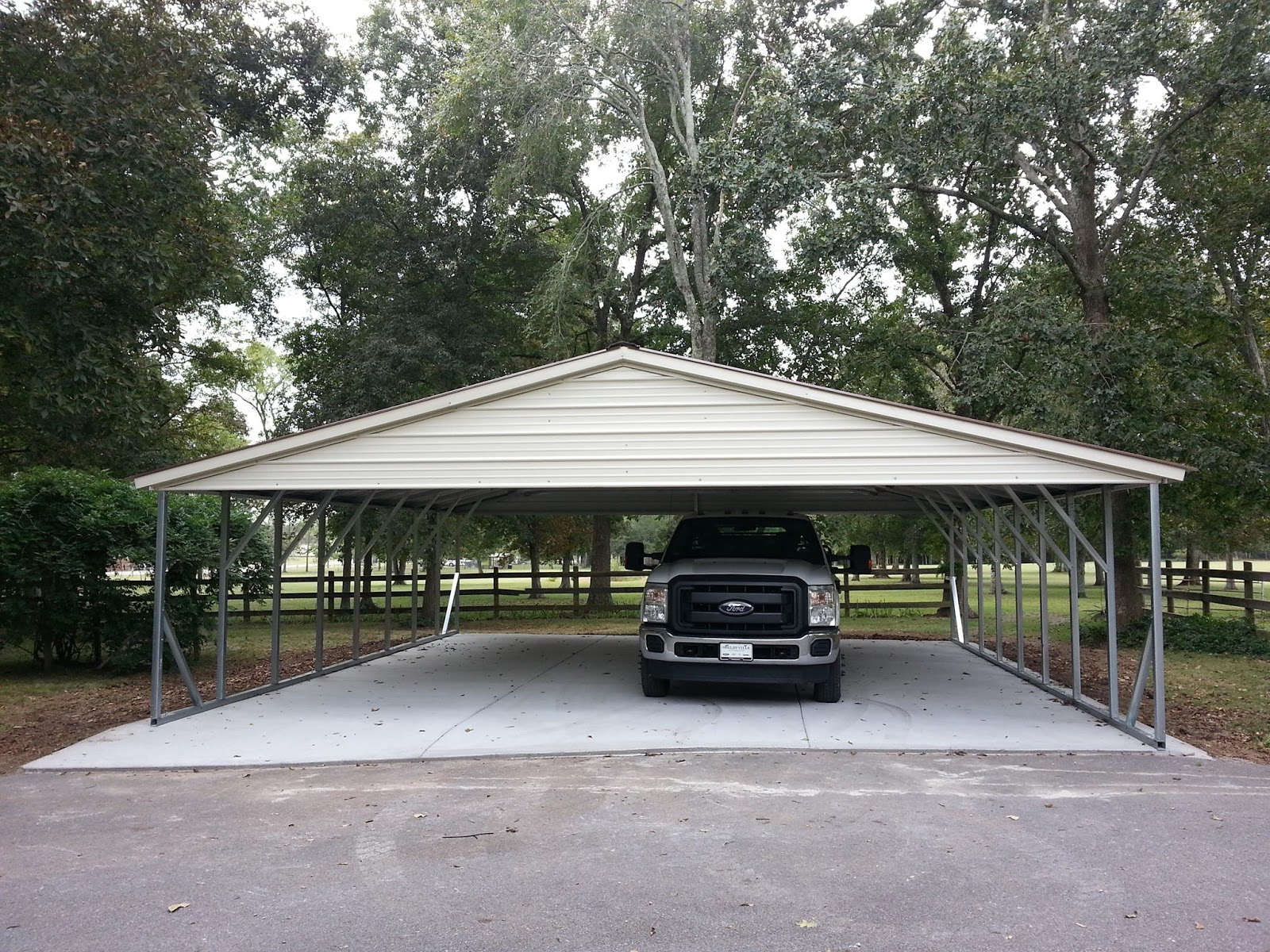 Buildings etc sherman whitesboro sheds carports more for Garages and carports