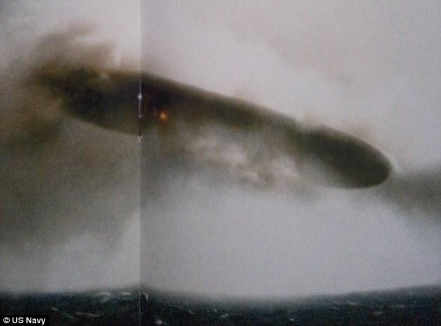 Us Navy Submarine P Ographs Ufos