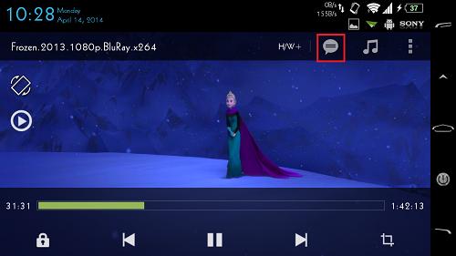 Cara Menampilkan Subtitle pada Android