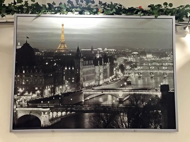 巴黎鐵塔畫