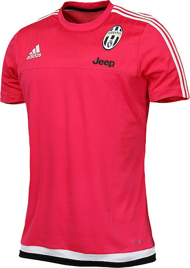check out 1454d 0d2fb Adidas Juventus 15-16 Training Shirts Revealed - Footy Headlines