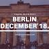 Travel Post - Berlin December 2018.